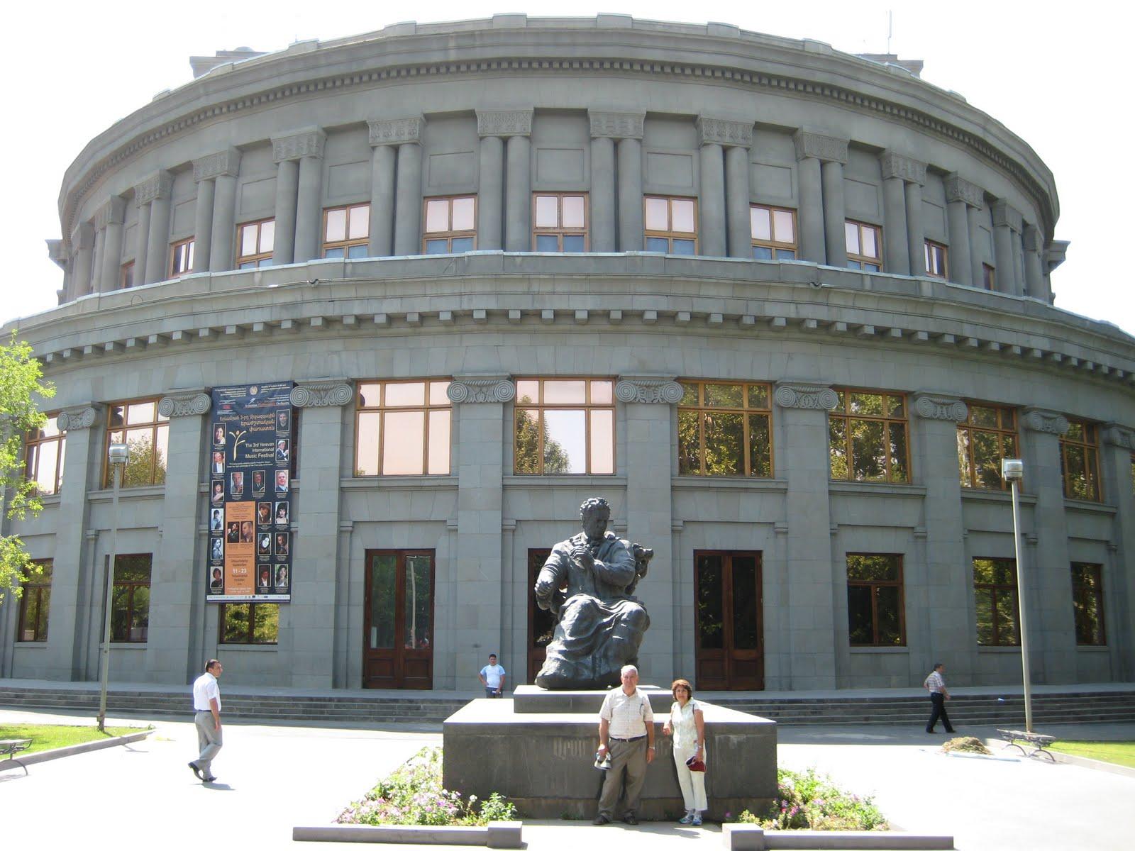 Armenia Tourist Places  Yerevan City Pictures  Cini Clips-2619