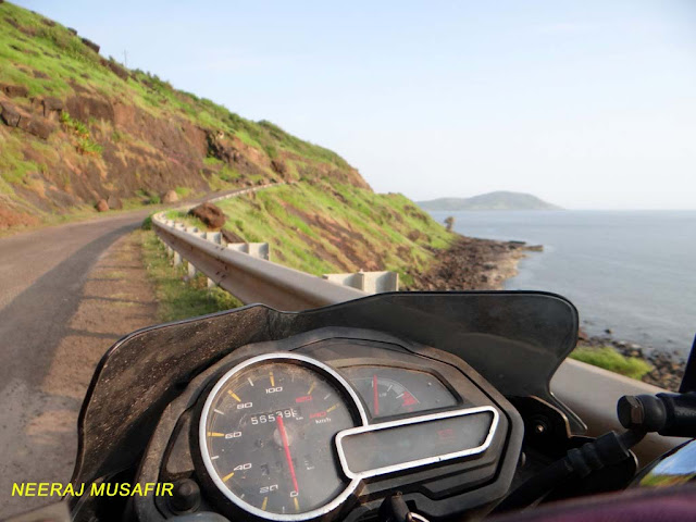 Coastal Road in Maharashtra