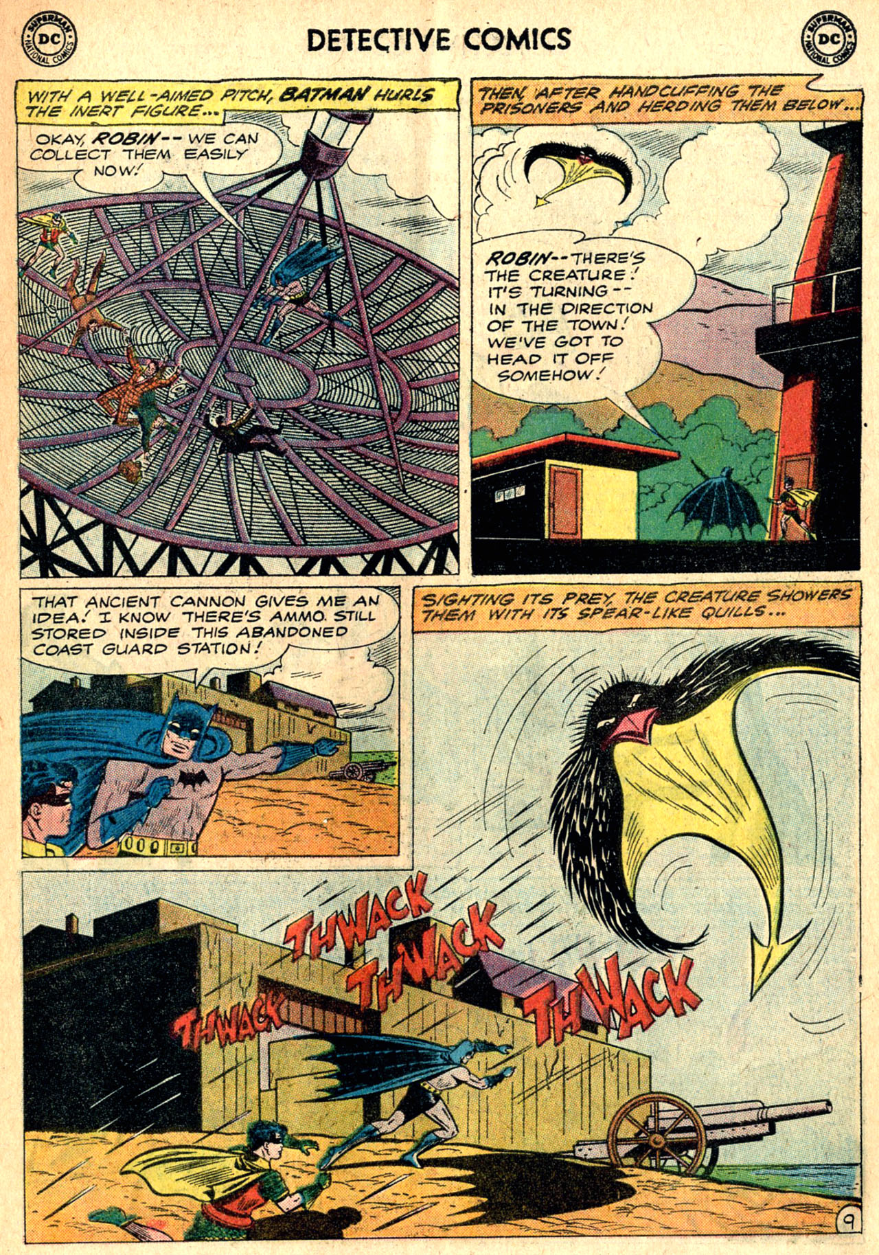Detective Comics (1937) 288 Page 10