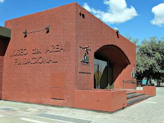 Museo Área Fundacional, Cidade de Mendoza