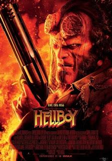 Fantasy Hollywood Terbaru Produksi VVS Films Review Hellboy 2019 Bioskop