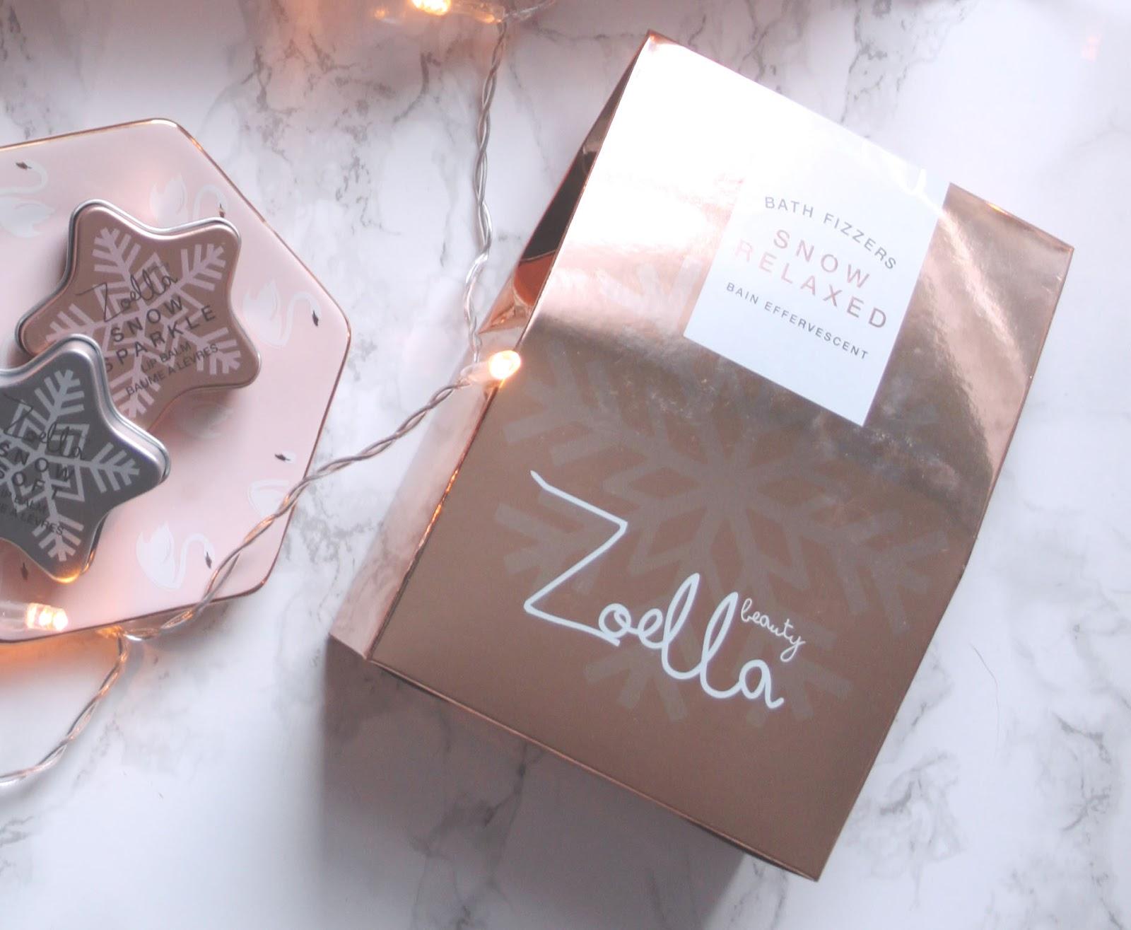 Zoella Bath Fizzers