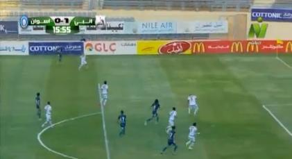 بالفيديو : إنبي يفوز على اسوان بثلاثية نظيفة السبت 20-05-2017 فى الدوري المصري