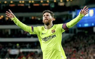 LaLiga: Messi Sets New Record