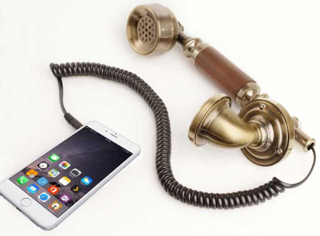 Retro Headset for your Android Phone