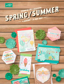 Spring/Summer Catalogue