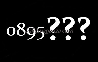 0895 Nomor Operator Apa ? Nomor Daerah Mana ?