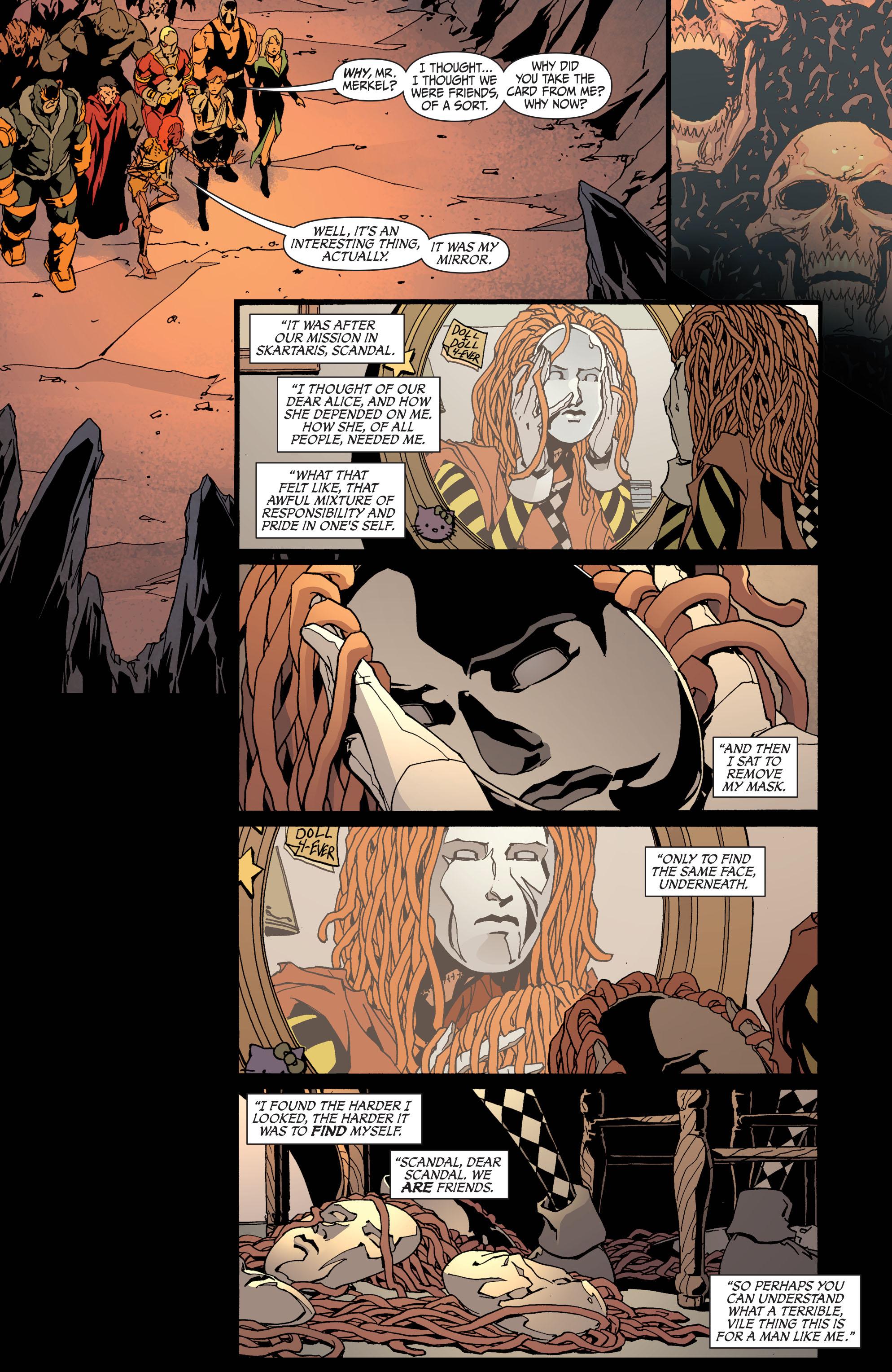 Read online Secret Six (2008) comic -  Issue #32 - 14
