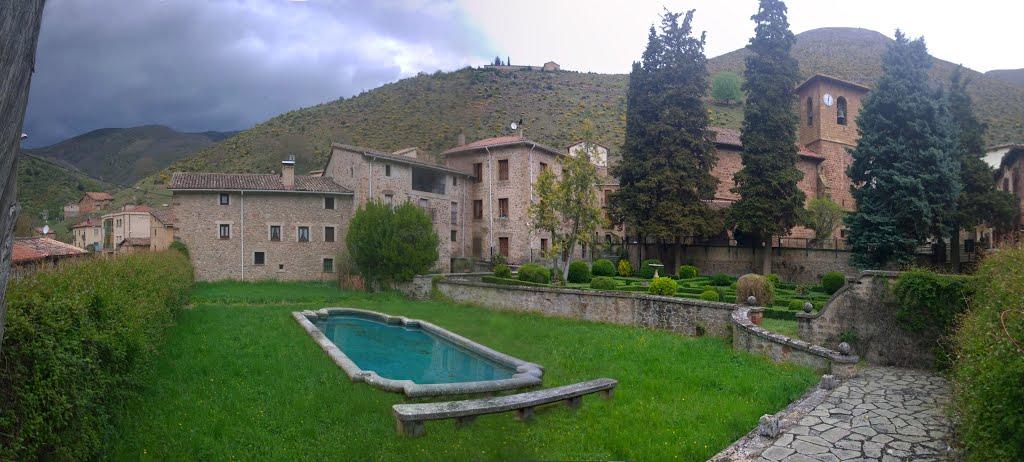 Casas solariegas en la rioja 417 brieva otras - Jardines de azahar rioja ...