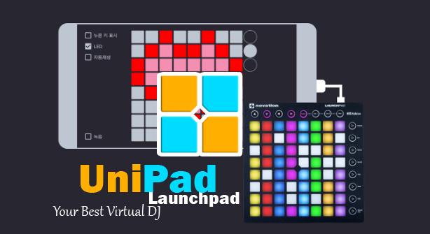 Download Kumpulan UniPad Mod Apk v2.3.5 Paling Keren