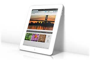 Ejemplos de los tipos más importantes de iPad