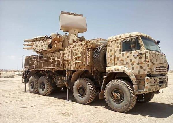 سوريا تنشر دفاعات صاروخية بالقرب من الجولان