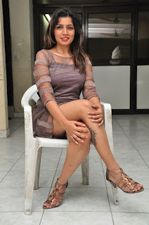 Actress Loukya  Stills at 7 to 4 Movie Audio Launch  0033.jpg