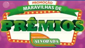 Promoção Alvorada Supermercados Maravilhas de Prêmios 2017 2018