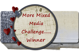 More Mixed Media Challenge December 2019