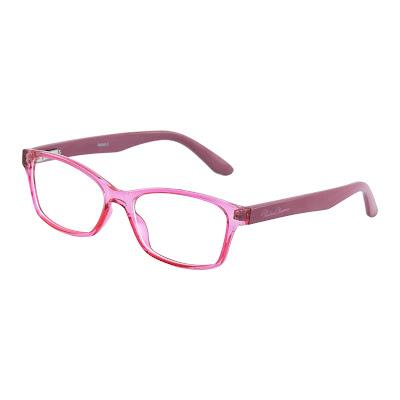 oculos de grau rosa infantil