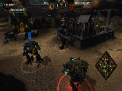Adeptus Titanicus: Dominus - Full Version Game Free Download for PC