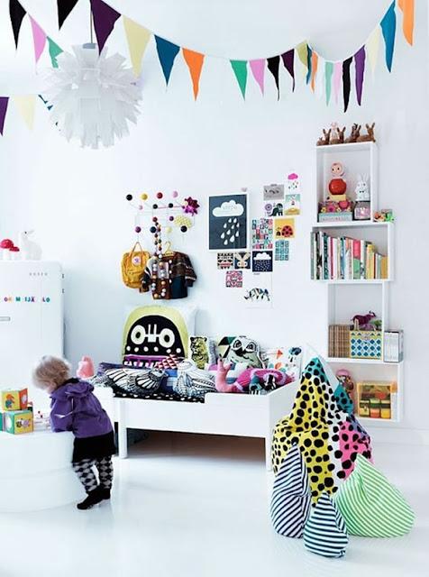 Unisex Children's Bedroom Ideas 2