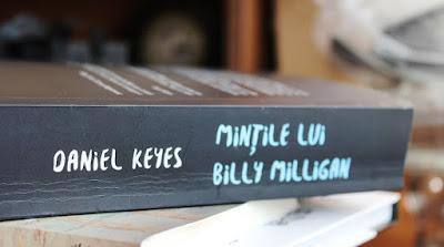 Mintile lui Billy Milligan de Daniel Keyes. Recenzie