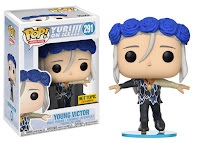 Pop! Anime: Young Victor HOT TOPIC