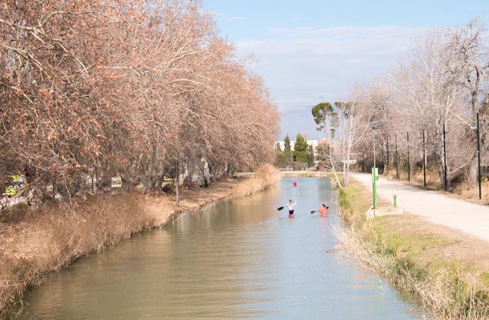 fotografias zaragoza valdefierro canal imperial
