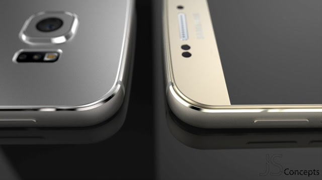 Samsung Galaxy S7 Concept Based On Leaks