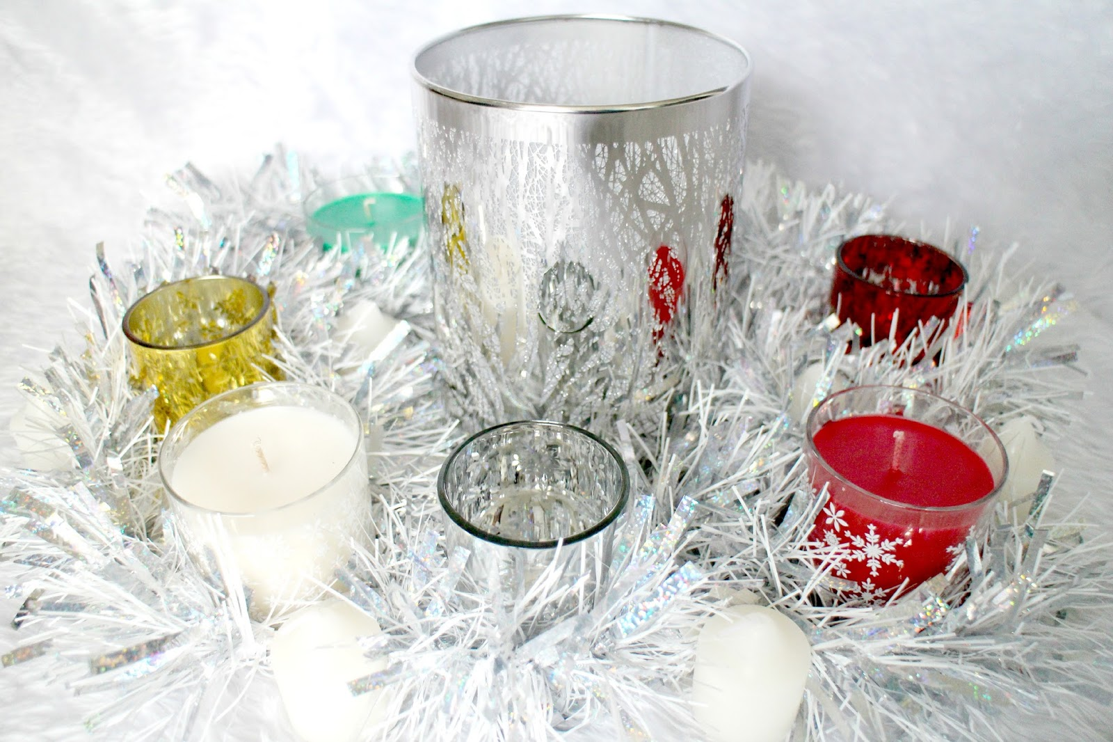 Partylite Christmas Giveaway