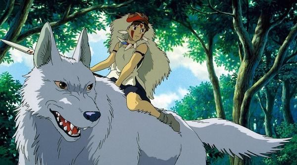 film animasi tidak untuk anak princess mononoke