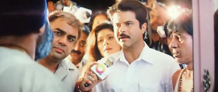 Screen Shot Of Hindi Movie Nayak (2001) Download And Watch Online Free at worldfree4u.com