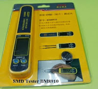 JUAL SMD TESTER