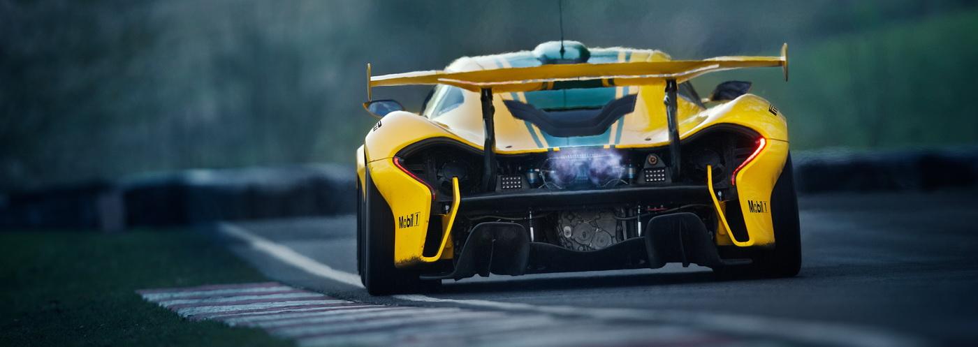 Siêu xe McLaren P1 GTR có thể bán với giá 4,5 triệu đô