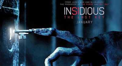 Insidious The Last Key Chapter 4 - 2018 Hindi Dubbed 300mb CamRip