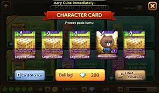 Trik Cara Mendapat Legendary Cube Line Let's Get Rich Gratis Terbaru