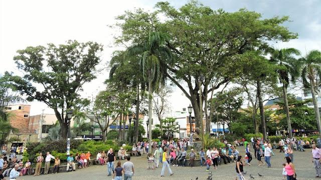 parque santander de bello