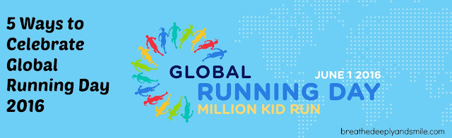 5 Ways to Celebrate Global Running Day 2016