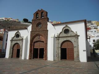Iglesia Matriz de la Asunción, San Sebastián de la Gomera