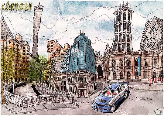 Ilustración de Fernando Neyra aka Fer Neyra