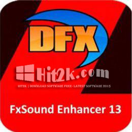 FxSound Enhancer 13.006 Crack Full Version