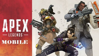 Apex Legends Mobile Latest Version Apk + Data Download