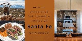 Santa Fe budget travel guide food and architecture