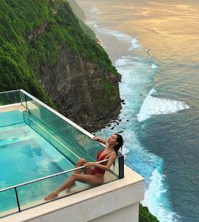 Tarif Harga Resort Bali di Atas Tebing Yang Keren Banget
