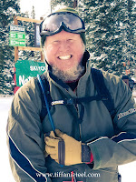 TBone livin' life on the ski slopes - Ski Cooper, Leadville, CO