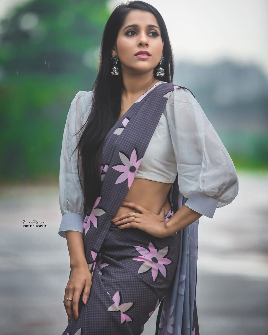 Actress Rashmi Gautam New Saree Photoshoot Stills Gallery Latest Indian Hollywood Movies Updates Branding Online And Actress Gallery Your rashmi stock images are ready. actress rashmi gautam new saree