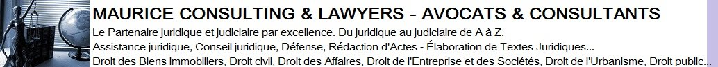 Maurice LDP Consulting and Lawyers - Avocats & Consultants