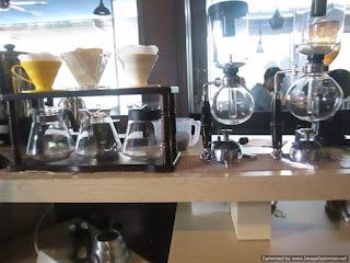 Alat Pengolah Kopi Strada Caffe
