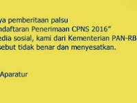 Pendaftaran Online CPNS: Fakta Dibalik Web Penipuan CPNS 2017-2018