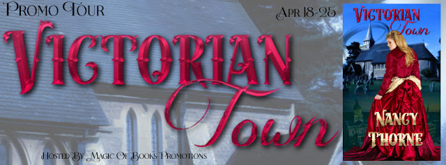PROMO TOUR FOR VICTORIAN TOWN