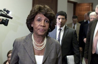 'Kerosene' Maxine Waters: How Much Longer Will Her District Tolerate Her?