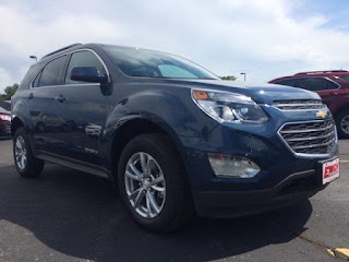 2017 Chevy Equinox at Emich Chevrolet in Lakewood, Colorado