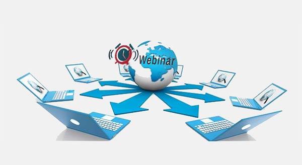 webinar (seminar online)